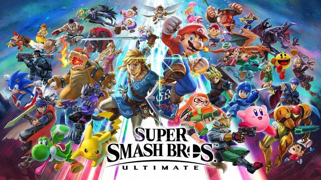 Bajar el ping en Super Smash Bros. Ultimate te ayudará a sacarle mayor partido a tu Switch