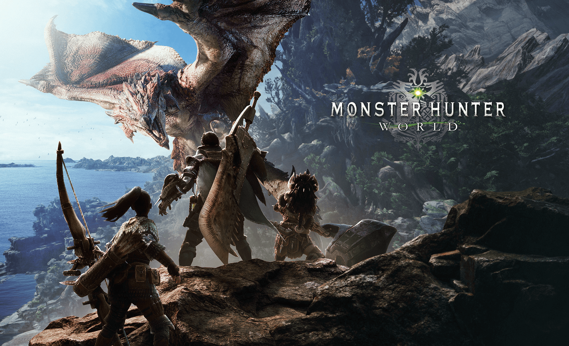 Si aprendes a bajar el ping en Monster Hunter World serás un gran cazador